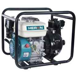 HERON benzinmotoros nyomószivattyú, 6,5 le, max 300l/perc ep PH 38-25