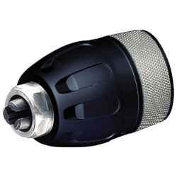 1/2col x 20unf 1,5 - 13mm Click-lock gyorstokmány, fekete-króm EXTOL PREMIUM