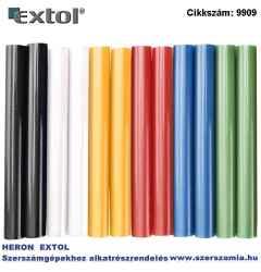 Ragasztóstift, többszínű, 100 x 11 mm, 12db/bliszter