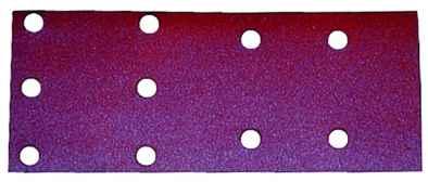 Csiszolópapír tépőzáras K80 100 x 240 mm MAKITA 10db/csomag