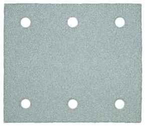 Csiszolópapír tépőzáras fehér K320 114 x 102 mm 50db / csomag MAKITA