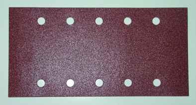 Csiszolópapír tépőzáras K40 115 x 229 mm MAKITA 10db/csomag