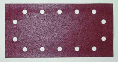 Csiszolópapír tépőzáras K240 115 x 229 mm 50db MAKITA