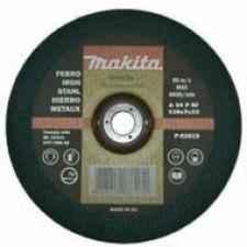 Csiszolótárcsa acél 150x6,4mm MAKITA