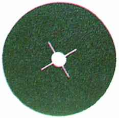 Fibertárcsa 125 mm K80 MAKITA 5db/csomag