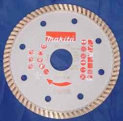 Folyamatos szegmentált tárcsa profi 115 mm SB MAKITA