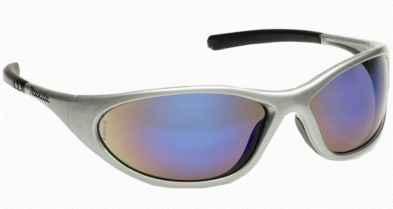Védőszemüveg, ezüst keret, kék tinta lencse MAKITA