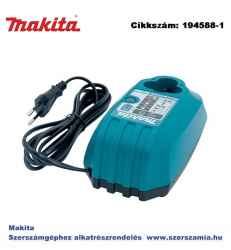 Akkumulátor töltő T2 DC10WA 10,8V Li-ion MAKITA
