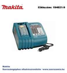 Autós akkumulátor töltő Li-ionDC18SE MAKITA