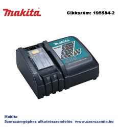 Akkumulátor töltő 14,4V-18V Li-ion LXT gyors T2 DC18RC MAKITA