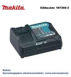 Akkumulátor töltő 10,8V Li-ion CXT T2 DC10SA MAKITA