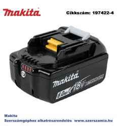 Akkumulátor BL1860B MAKITA