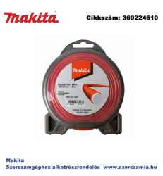 Kerek damil OP2 round TRIM PRO 3 mm x 56 m MAKITA