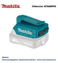 Adapter 1 USB porttal 2,1A CXT T2 MAKITA
