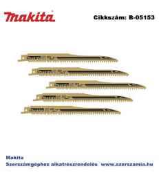 Orrfűrészlap fára SUPER EXPRESS L203 Z6-10 T2 MAKITA 5db/csomag