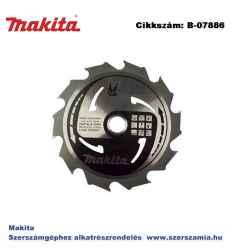 Körfűrésztárcsa Mforce 165/20 mm Z10 MAKITA