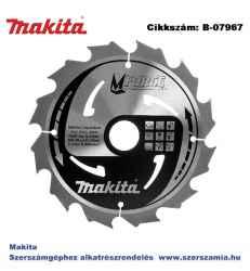 Körfűrészlap Mforce 190/30 mm Z12 T2 MAKITA