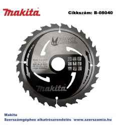 Körfűrészlap Mforce 185/30 mm Z24 T2 MAKITA