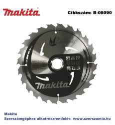 Körfűrészlap Mforce 235/30 mm Z24 T2 MAKITA