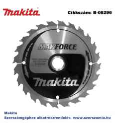 Körfűrészlap Makforce 160/20 mm Z24 T2 MAKITA
