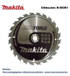 Körfűrésztárcsa Makforce 190/15,88 mm Z24 MAKITA