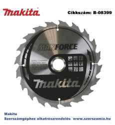 Körfűrésztárcsa Makforce 235/30 mm Z20 MAKITA