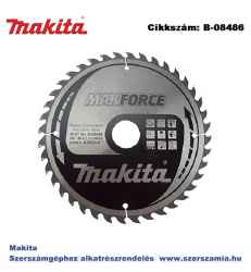 Körfűrészlap Makforce 190/30 mm Z40 T2 MAKITA