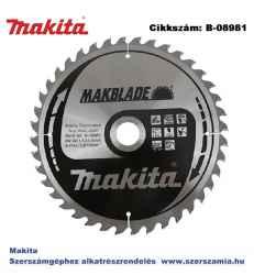 Körfűrészlap Makblade 260/30 mm Z40 T2 MAKITA