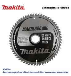 Körfűrészlap Makblade 216/30 mm Z60 T2 MAKITA