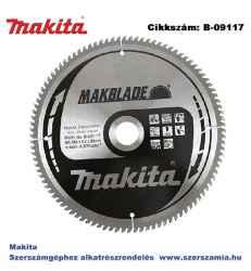 Körfűrészlap Makblade 260/30 mm Z100 T2 MAKITA
