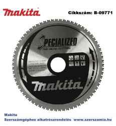 Körfűrészlap fémre 185/30 mm Z70 T2 MAKITA