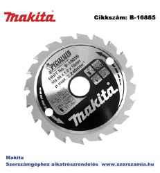 Körfűrészlap akkus 85/15 mm Z20 T2 MAKITA