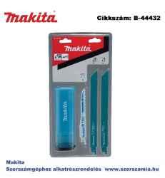 Szúrófűrészlap készlet 2 x B-05153, 2 x B-16798, 2 x B-05175 T2 MAKITA