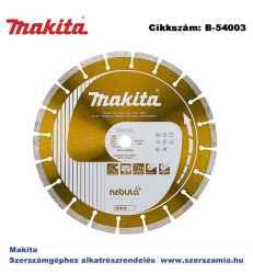 Gyémánttárcsa szegmentált 150 mm NEBULA T2 MAKITA