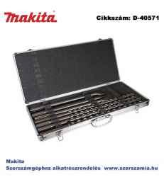 CHISEL&TCT DRILL SET SDS-MAX MAKITA