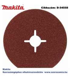 ABRASIVE DISC P180 125mm MAKITA 10db/csomag