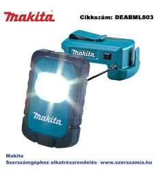 LED kereső lámpa Li-ion akkus 14,4-18V LXT T2 MAKITA