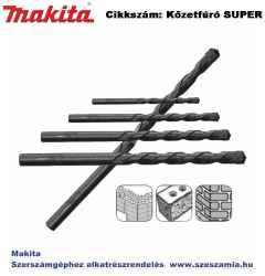 Kőzetfúró SUPER 4 x 75 mm T2 MAKITA