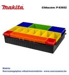 Tartozék tároló betét színes MakPac T2 MAKITA