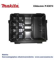 Több részes tartozék tároló betét MakPac T2 MAKITA