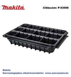 Három részes tartozék tároló betét MakPac T2 MAKITA