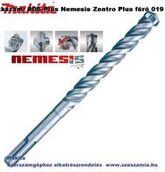 Fúró SDS-Plus 6,5 x 160 mm Nemesis Zentro Plus T2 MAKITA