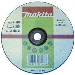 Csiszolótárcsa alu 230x6mm 10db/csomag MAKITA