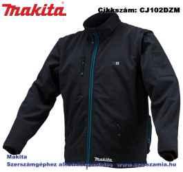 MAKITA 10,8V CXT Li-Ion fűthető kabát Z méret: M