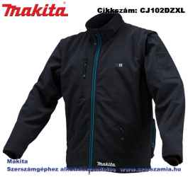 MAKITA 10,8V CXT Li-Ion fűthető kabát Z méret: XL