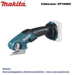 MAKITA 10,8V CXT Li-Ion 6mm multi vágógép Z