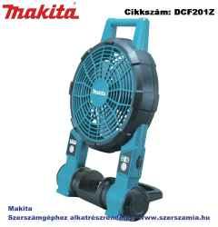 MAKITA 14,4/18V LXT Li-Ion 200mm ventillátor Z