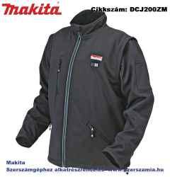 MAKITA 14,4V-18V LXT Li-Ion fűthető kabát Z méret M