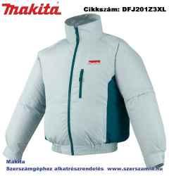 MAKITA 14,4V-18V LXT Li-Ion hűthető kabát Z méret 3XL