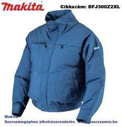 MAKITA 10,8-18V CXT, LXT Li-Ion hűthető kabát csiszoláshoz Z méret: 2XL plusz BL1830